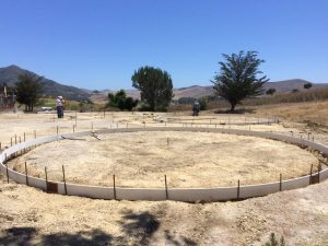 Yurt Foundation Forms