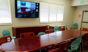 New TV for REC Meeting Romm