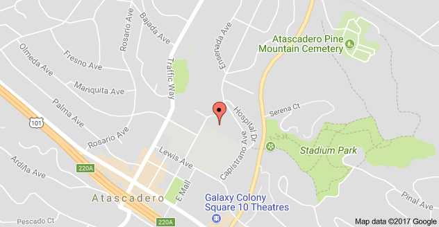 Map to AUSD District Office
