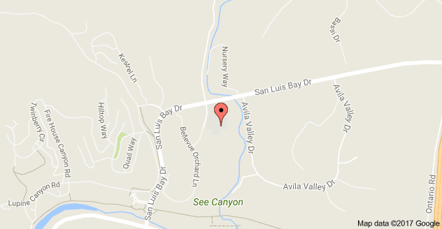 Map to Bellevue-Santa Fe Charter School