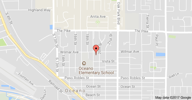 Map to LMUSD Adult School