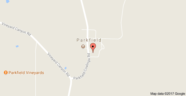 Map to Parkfield Elementary School