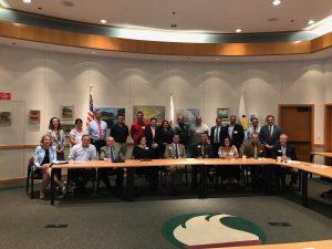 Assemblyman Jordan Cunningham  holds Career Technical Education Coalition Committee Meeting
