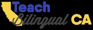 Teach Bilingual CA Logo