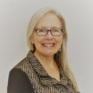 Susan Richardson, Executive Assistant