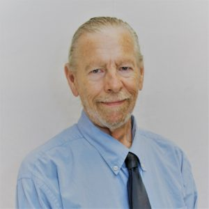 Mark Crawford, Fingerprint Technician