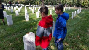 Sharing Memorial Day with Kids: An Early Educator's Spin On It