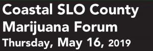 SLO County Marijuana Forum