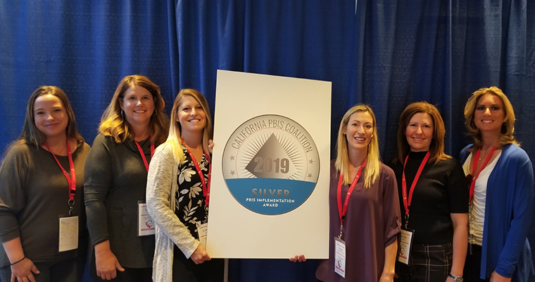 Student Programs and Services Staff at PBIS conference