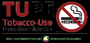 Tobacco_Use Prevention Education (TUPE) Logo