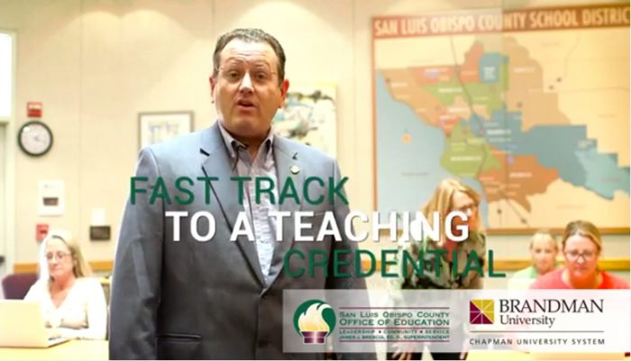 Fast Track to a Teacher Credential